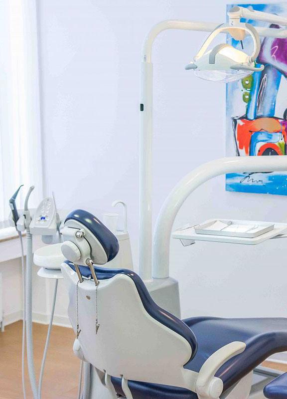 Praxisraum - Zahnarzt Köln-Kalk
