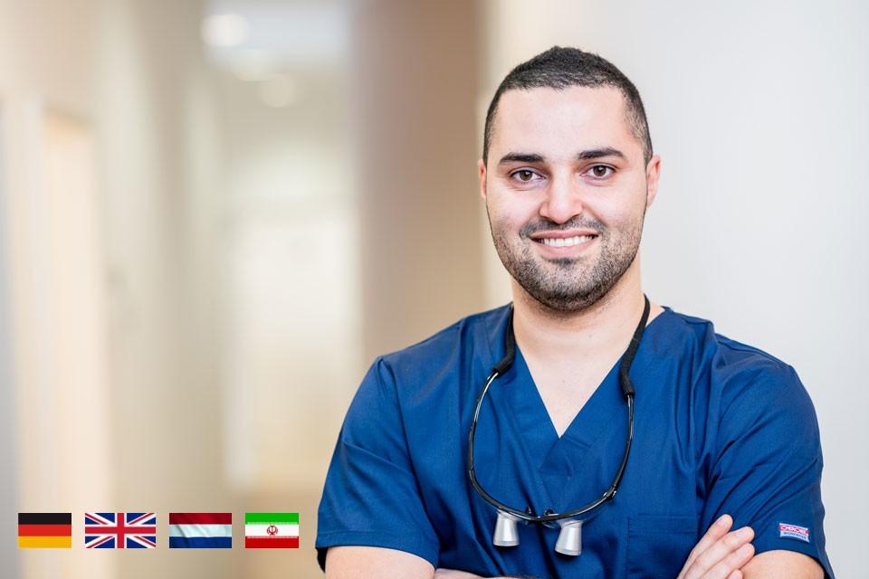 Dr. med. dent. Morad Delsous Bahri