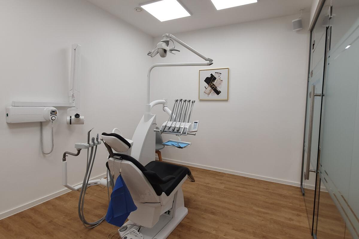 Behandlungsraum, Zahnarzt cologne