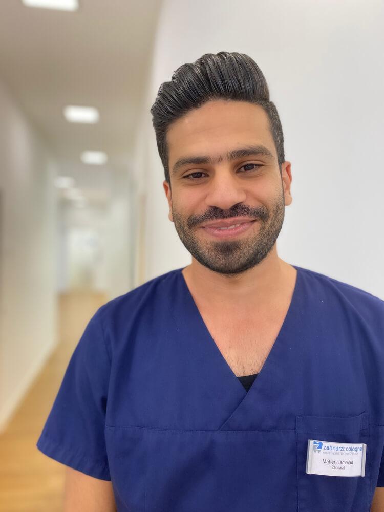 Maher Hammad